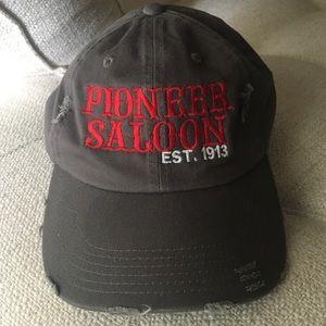 Pioneer Saloon hat